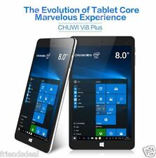 "8"" CHUWI VI8 Plus Windows 10 Tablet PC Intel Cherry Trail 2GB 32GB 1.84GHz HDMI"