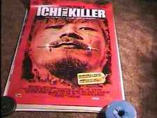 ICHI THE KILLER ROLLED 27X40 ORIG MOVIE POSTER CULT
