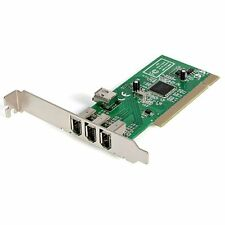 Startech.com Pci1394mp 3 Port Pci Ieee-1394 Firewire