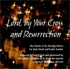 Unknown Artist Lord, by Your Cross and Ressurection CD