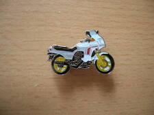 Pin Anstecker Honda CX 500 / CX500 Turbo weiss white Motorrad 0469 Motorbike