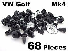 Sortiment von Gemeinsame Zierleistenklammern & Befestigungselemente Für VW Golf