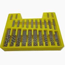 Craftsman 150 PCS 0.4~3.2MM HSS Micro Twist Drill Bit Kit Set Tool Index Case