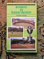 BOMBAY IN RANJI TROPHY - MUMBAI INDIA CRICKET CHAMPIONSHIPS Stats & Photos 1992