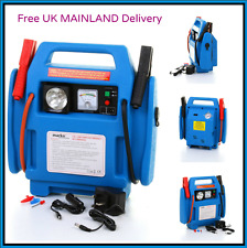 Jump Starter Battery Car Pack 12V Booster Air Compressor Lighter Charge Portable