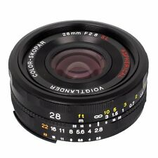 Voigtlander 28mm F/2.8 Color Skopar SL II N Aspherical Lens F2.8 for Nikon Ais