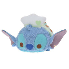 Stitch Plush Doll Tsum Tsum mini S Valentine 2017 ❤ Disney Store Japan