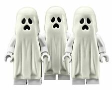 LEGO MONSTER FIGHTERS 3 MINIFIGURES GHOST (GLOW IN DARK) POINTED HALLOWEEN 9467