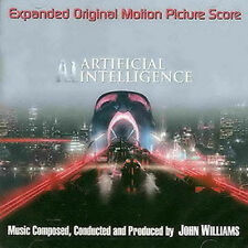 "John Williams:  ""A.I. Artificial Intelligence""  (Soundtrack Score Double-CD)"