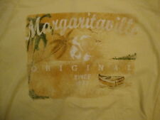 Jimmy Buffett Margaritaville Original Since 1977 Country Fold Soft T Shirt L
