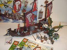 Troll-Schiff, Troll Warship, LEGO®Set 7048 kompl m OBA