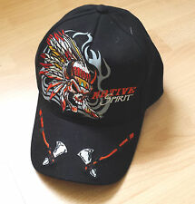 Basecap Native Spirit, Western, Trucker, Biker, 3-D Stickerei, unisex