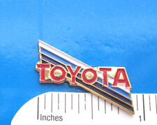 TOYOTA - hat pin , hatpin , lapel pin , tie tac  , hatpin  GIFT BOXED
