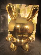"Kidrobot Too Many Cell Phones: Gold Edition 8"" Dunny 18/333"