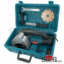 125mm A 110V 1500W ELECTRIC parete Chaser Neilsen Professional slotter KIT SEGA