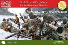 1/72 US INFANTRY HEAVY WEAPONS - PLASTIC SOLDIER COMPANY - WW2 20MM AMERICAN