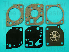 ZAMA Replacement GND-49 Gasket and Diaphragm Kit fits Ryobi PLT3043YE, PBC ++