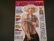 Lady Gaga - Short Hair  Magazine 2011