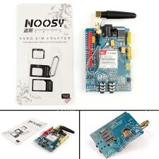 SIM900 GPRS/GSM Schild Development Board Quad-Band Shield Modul Für Arduino UNO