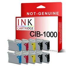10 ink Cartridges for BROTHER DCP 770CW 560CN 135C