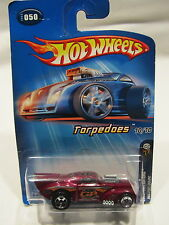 Hot Wheels Ungeöffnet OVP2005 First Editions Willys Coupe Torpedoes 10/10 E-34