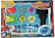 Simili BEYBLADE METAL FUSION MASTER 4D TROTTOLE BATTAGLIA RUOTA VALUE PACK
