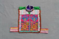 Kuchi Afghan Tribal Choli Vintage Belly Dance Handmade Stitchable Crop Top KC331