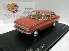 "Whitebox WB143 # Opel Kadett B Baujahr 1970 in "" kupfer-metallic "" 1:43 NEUHEIT"