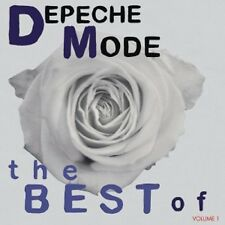 DEPECHE MODE - THE BEST OF DEPECHE MODE,VOL.1  (CD)  18 TRACKS  POP  NEU