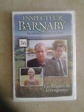 14883 // DVD INSPECTEUR BARNABY N°36 LES REGATES DE LA VENGEANCE EN TBE