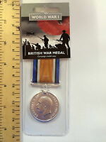 British War Medal WW1 Full Size Repro World War 1 One Military History Army bn