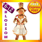 F14 Ladies Mad Hatter Alice In Wonderland Fancy Dress Party Costume Outfit + Hat