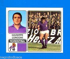 CALCIATORI PANINI 1972-73-Figurina-Sticker n. 94 - LONGONI - FIORENTINA -Rec