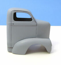 Jimmy Flintstone '41 Willys Cab Over Cab Resin Body  #257