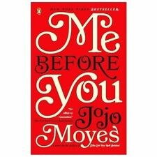 Me Before You by Jojo Moyes Book Paperback