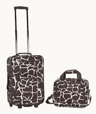 2 PC GIRAFFE LUGGAGE SET F102-GIRAFFE F102-GIRAFFE NEW