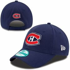 Montreal Canadiens NHL Hockey New Era Cap NEU One Size 9forty Klett Eishockey