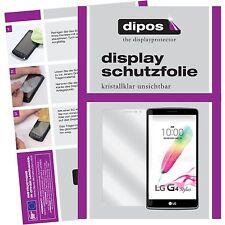 6x LG G4 Stylus Schutzfolie klar Displayschutzfolie Folie dipos