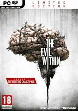 The Evil Within Limited Edition | PC | DVD versión | nuevo & OVP | usk18 | Uncut