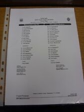 05/11/2013 MANCHESTER CITY YOUTH u19 V CSKA MOSCA Youth u19 [UEFA Youth LEAGUE]