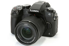 Panasonic Lumix DMC-G80 Digital Camera with 12-60mm Lens BNIB UK Stock