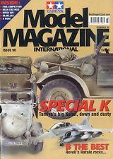 TAMIYA MODEL MAGAZINE INTERNATIONAL 2002 MAR SPECIAL K TAMIYA'S BIG KUBEL