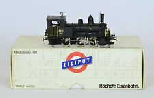 LILIPUT 33 52 HO SWISS O-6-0 TANK FANTASTIC RUNNER INSTRs LIGHTS V Nr MINT BOXED