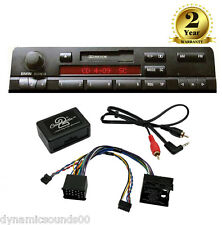 BMW E46, E39, E38 mini MP3 iPod iPhone aux input interface adaptateur CTVBMX 002