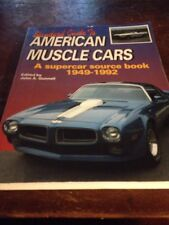 Standard Guide to American Muscle Cars 1949-1992 John Gunnell