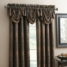 Chapel Hill By Croscill Lined Swag Valance Burgundy Color Exeter NIP