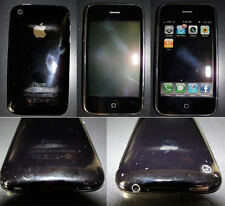 Apple iPhone 3GS - 8GB - Black (AT&T) Smartphone (MC555LL/A) Bundle