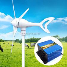 Phoenix Max 550 W Watt 12 V DC Wind Turbine Generator System + Charge Controller