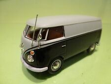 HONGWELL VW VOLKSWAGEN T1 COMBI KOMBI VAN - BLUE I:43 - GOOD CONDITION