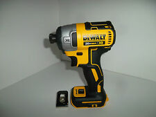 "Dewalt DCF887 20V MAX XR BRUSHLESS 1/4"" 3-SPEED IMPACT DRIVER (Tool only)"